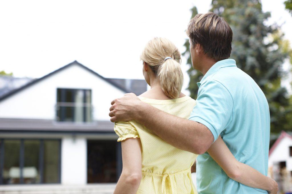 ein gebrauchtes Haus kaufen